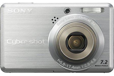 Sony Cyber-shot DSC-S750 [Foto: Sony]