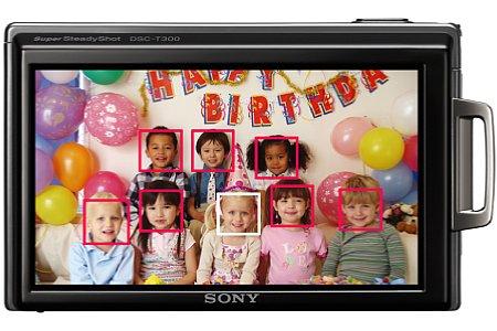Sony Cyber-shot DSC-T300 [Foto: Sony]