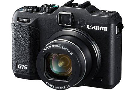 Canon PowerShot G15 [Foto: Canon]