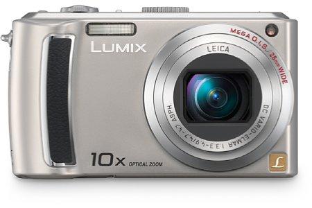 Panasonic Lumix DMC-TZ5 und TZ4 [Foto: Panasonic]
