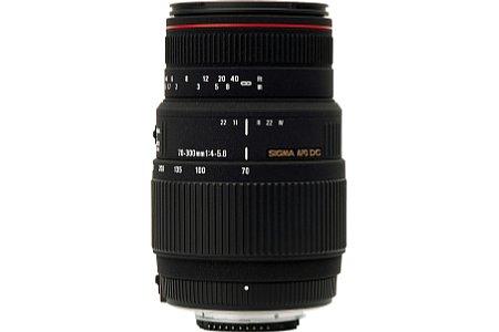 Sigma APO 70-300mm F4-5.6 DG MACRO [Foto: Sigma]