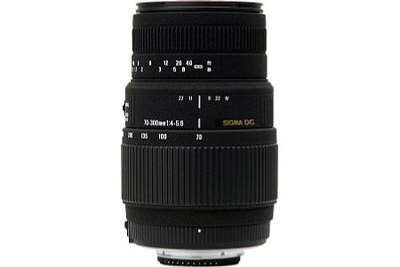 Sigma 70-300mm F4-5.6 DG MACRO [Foto: Sigma]