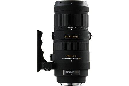 Sigma APO 120-400mm F4.5-5.6 DG OS HSM [Foto: Sigma]