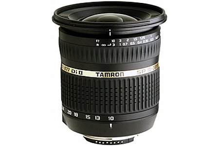 Tamron SP AF 10-24 mm F3,5-4,5 Di II LD Aspherical [IF] [Foto: Tamron]