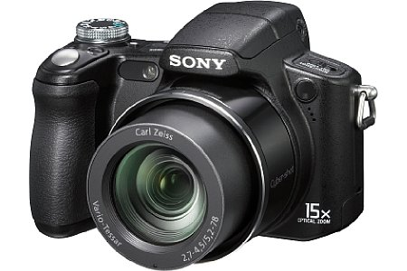 Sony Cyber-shot DSC-H50 [Foto: Sony]