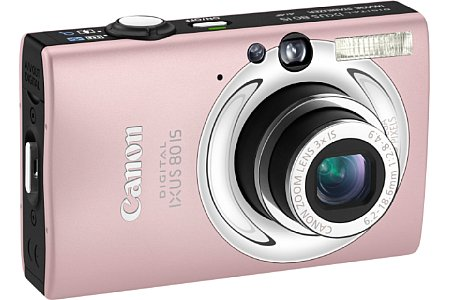 Canon Digital IXUS 80 IS [Foto: Canon]