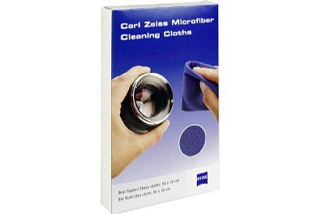 Zeiss Mikrofaser Reinigungstuch [Foto: Imaging One GmbH]