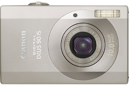 Canon Digital IXUS 90 IS [Foto: Canon Deutschland GmbH]