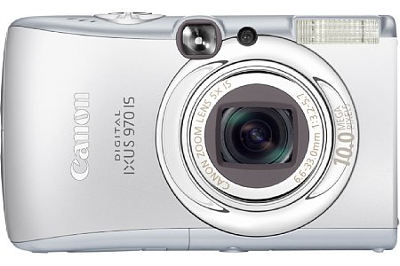 Canon Digital IXUS 970 IS [Foto: Canon Deutschland GmbH]