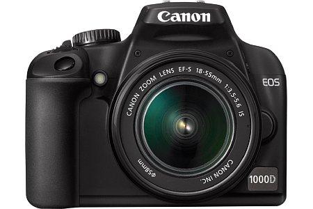 Canon EOS 1000D [Foto: Canon]