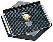 Bild: Schnellwechselplatte Manfrotto MA 030ARCH-14 [Foto: Imaging One]