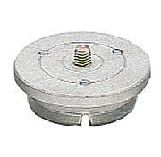 Bild: Schnellwechselplatte Manfrotto MA 400PL-MED [Foto: Imaging One]