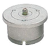 Bild: Schnellwechselplatte Manfrotto MA 400PL-HIG [Foto: Imaging One]