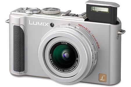 Panasonic Lumix DMC-LX3 [Foto: Panasonic]