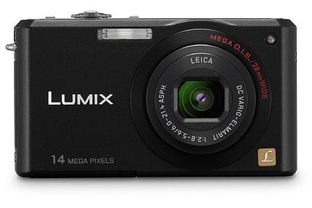 Panasonic Lumix DMC-FX150 [Foto: Panasonic]