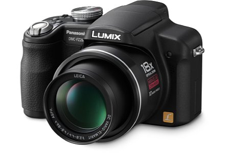 Panasonic Lumix DMC-FZ28 [Foto: Panasonic]