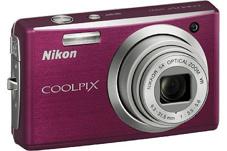 Nikon Coolpix S560 [Foto: Nikon]