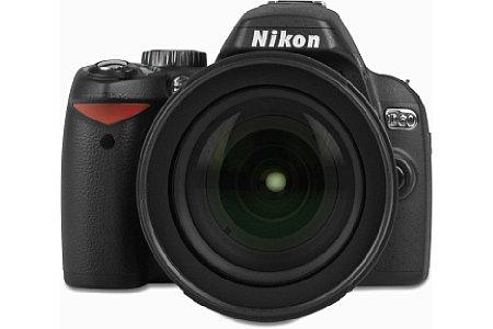 Nikon D60 mit 18-70mm [Foto: MediaNord]