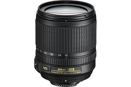 AF-S DX NIKKOR 18-105mm f/3.5-5.6G ED VR [Foto: Nikon]