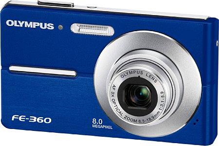 Olympus FE-360 [Foto: Olympus]
