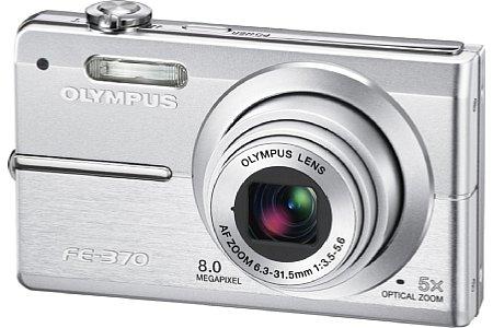 Olympus FE-370 [Foto: Olympus]