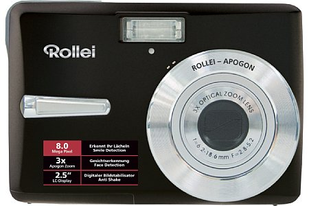 Rollei RCP-S8 [Foto: Rollei]