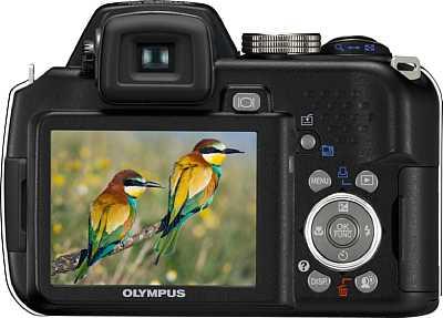 Olympus SP-565 UZ [Foto: Olympus]
