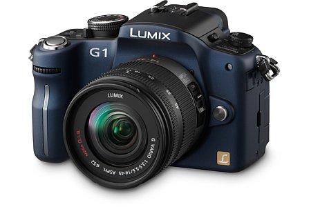 Panasonic Lumix DMC-G1 [Foto: Panasonic]
