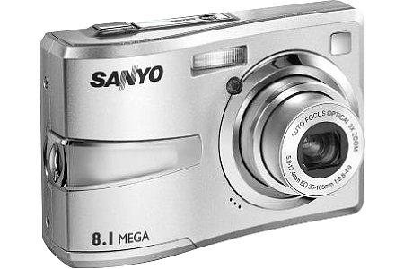 Sanyo VPC-S870 [Foto: Sanyo]