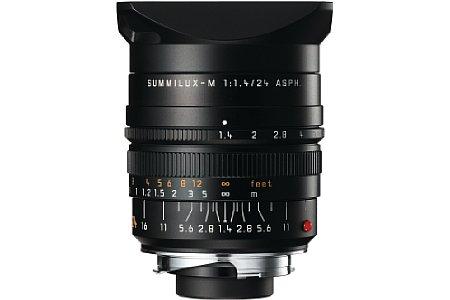 Leica Summilux-M 24mm f1.4 ASPH [Foto: Leica]