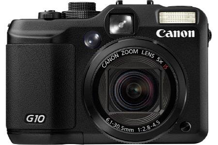 Canon PowerShot G10 [Foto: Canon]