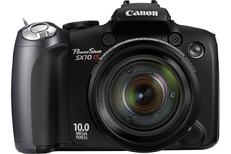 Canon PowerShot SX10 IS [Foto: Canon]