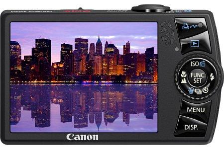 Canon Digital Ixus 870 IS [Foto: Canon]