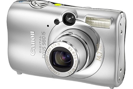 Canon Digital Ixus 980 IS [Foto: Canon]