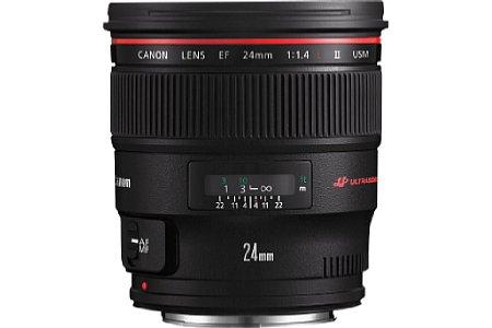 Canon EF 24 mm f1.4 L II USM [Foto: Canon]