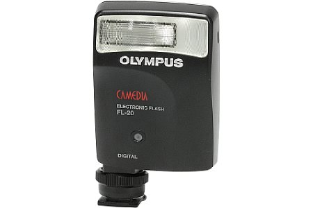 Olympus FL-20 [Foto: Imaging One]