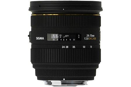 Sigma 24-70mm 1:2.8 DG HSM [Foto: Sigma]