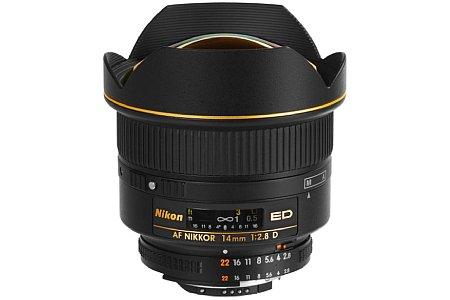 Nikon 14 mm 2.8 AF D ED [Foto: Nikon]