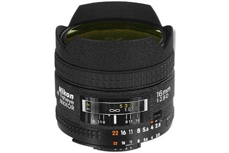 Nikon 16 mm 2.8 AF [Foto: Nikon]