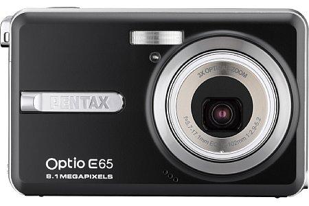 Pentax Optio E65 [Foto: Pentax]