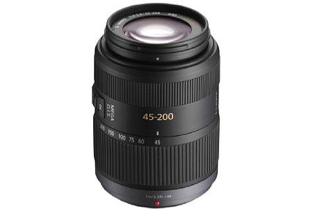 Panasonic 45-200 mm 4.0-5.6 LUMIX G VARIO [Foto: Panasonic]