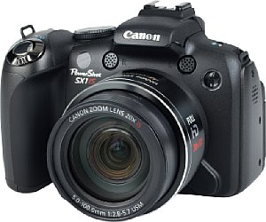Canon PowerShot SX1 IS [Foto: MediaNord]