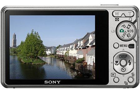 Sony Cyber-Shot DSC S950 [Foto: Sony]