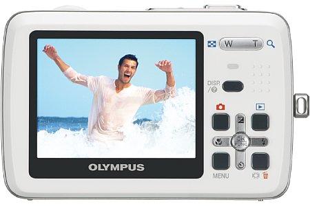 Olympus mju 550 WP [Foto: Olympus]