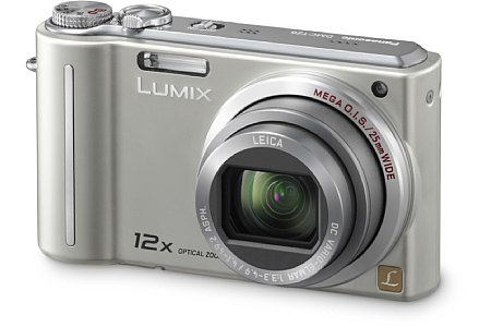 Panasonic Lumix DMC-TZ6 [Foto: Panasonic]