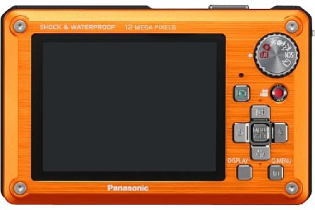 Panasonic Lumix DMC-FT1 [Foto: Panasonic]