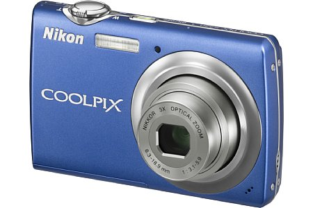 Nikon Coolpix S220 [Foto: Nikon]
