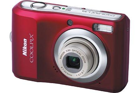 Nikon Coolpix L20 [Foto: Nikon]