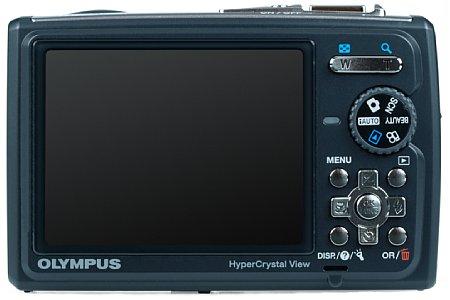 Olympus mju Tough 6000 [Foto: Olympus]
