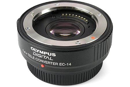 Tele-Konverter Olympus EC-14 [Foto: Imaging One]